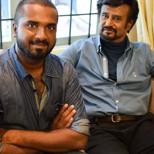 RAJINI 2.0 shooting spot photo