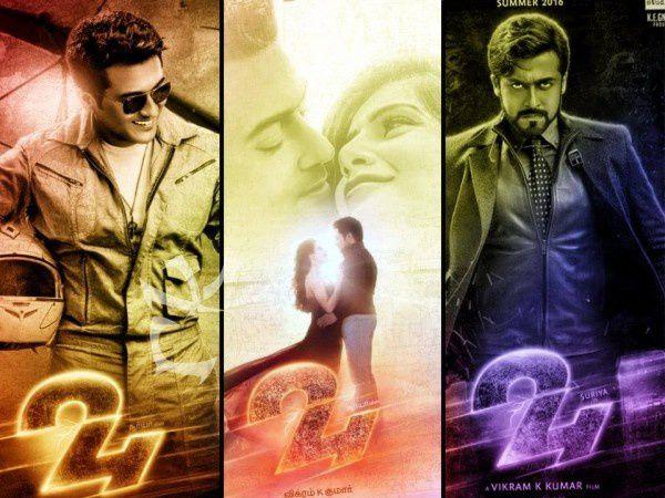 LA SORTIE DU FILM &quot&#x3B;24&quot&#x3B; REPOUSSÉE !