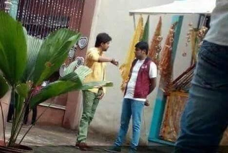 VIJAY 60 SHOOTING SPOT