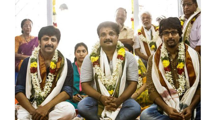 MOHAN RAJA NEXT MOVIE POOJA
