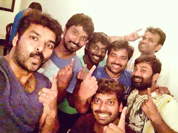 CHENNAI 600028 2 - SHARKS TEAM DE RETOUR !
