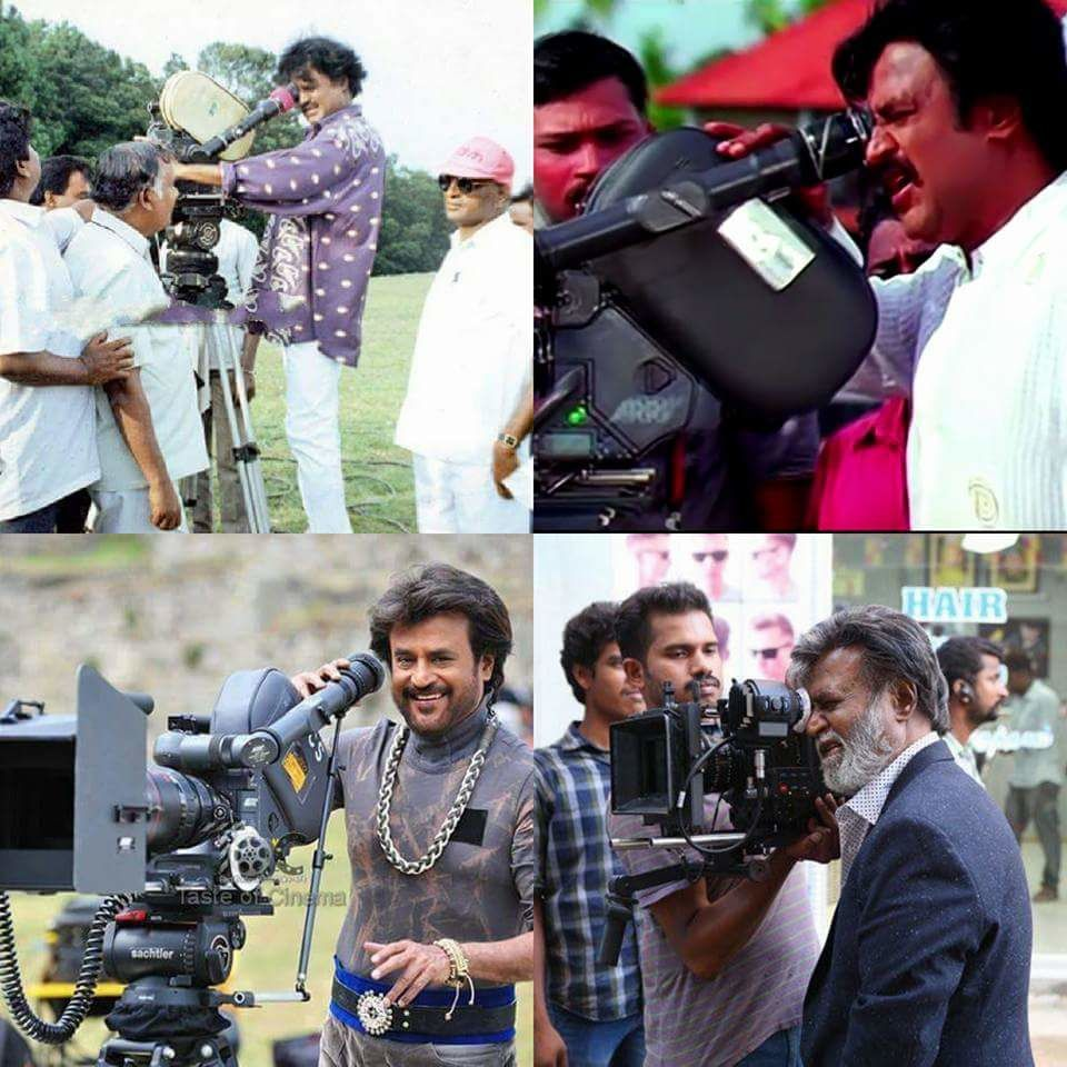 SUPER STAR RAJINI VISION