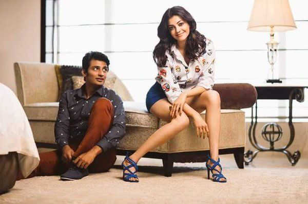 JIIVA &amp&#x3B; KAJAL - KAVALAI VENDAM PHOTOS