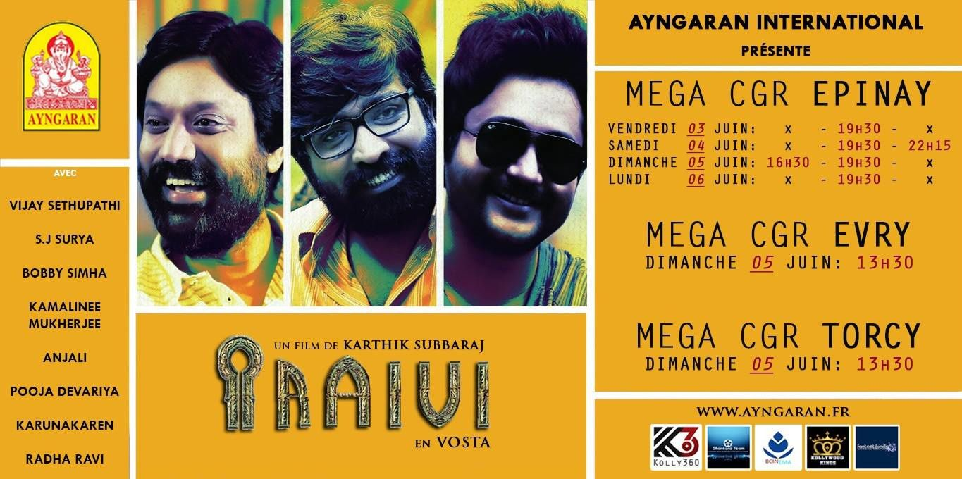 IRAIVI - FRANCE SHOWTIME