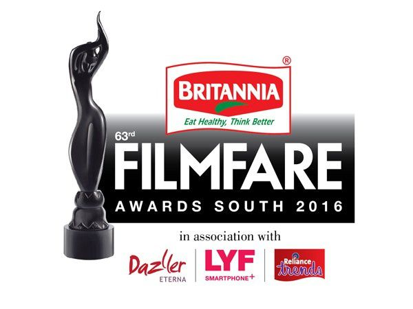 63RD FILMFARE AWARDS SOUTH 2016 NOMINATIONS (TAMIL) !
