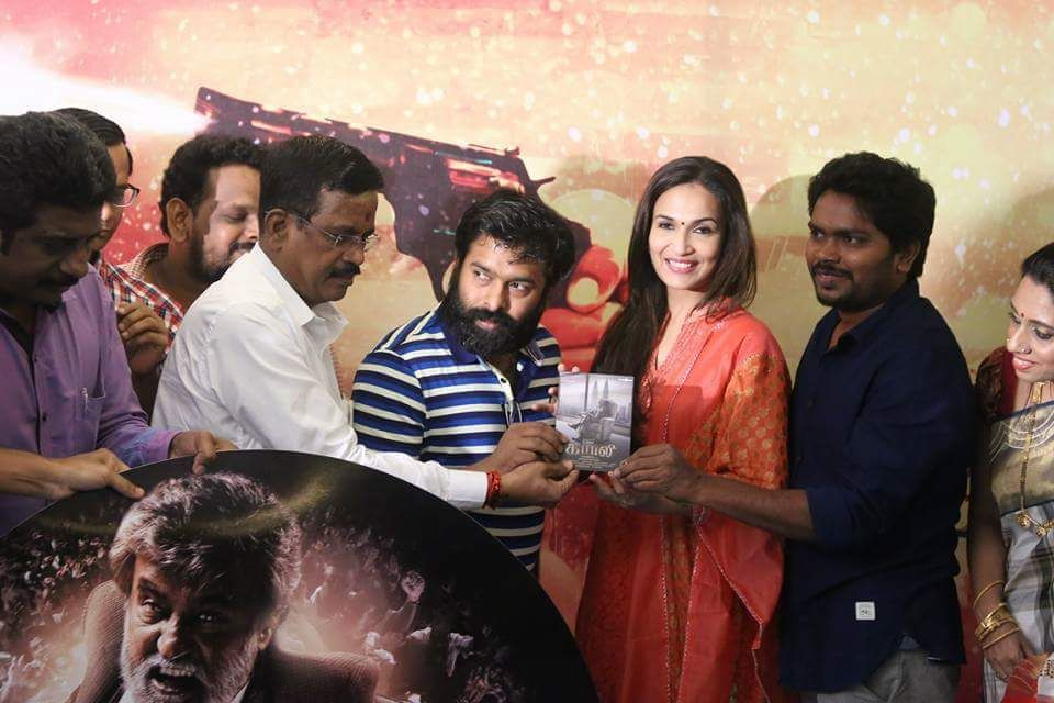 KABALI AUDIO LAUNCH STILL