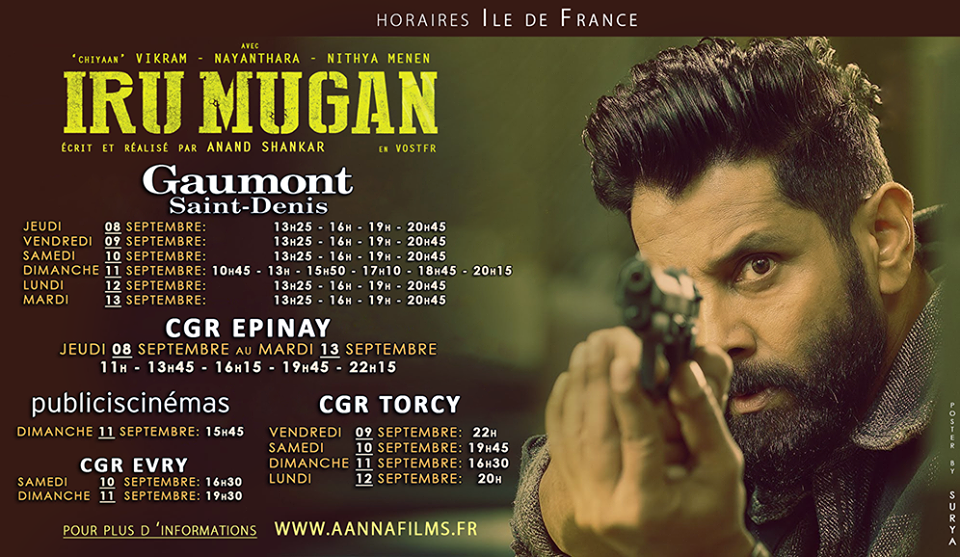 IRU MUGAN - FRANCE SHOWTIME