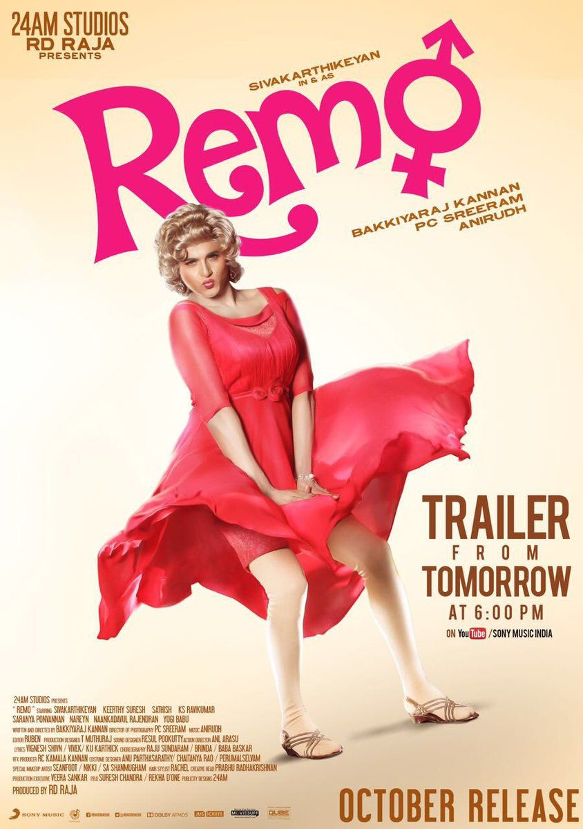 REMO TRAILER FROM TOMORROW !!!