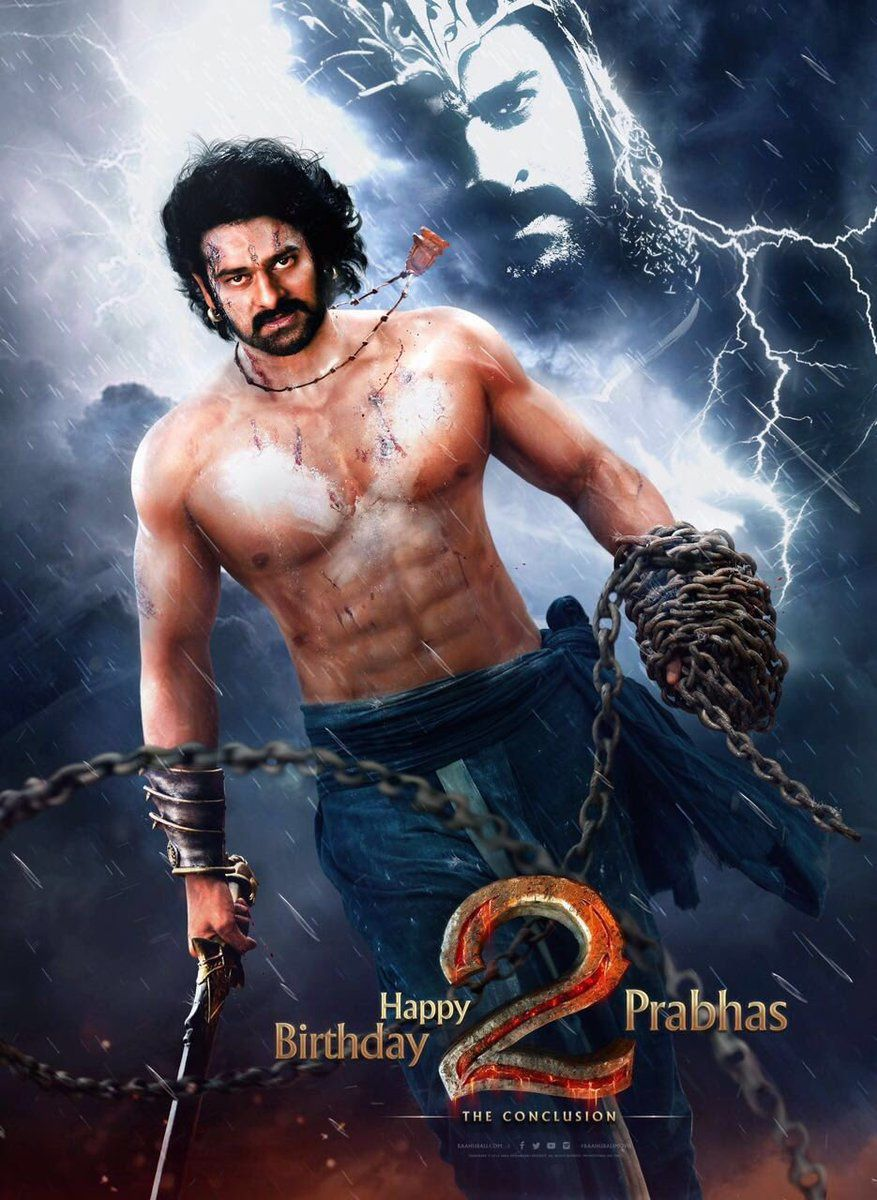 BAAHUBALI 2 - THE CONCLUSION !