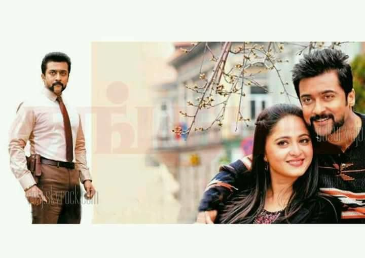 SINGAM 3 NEW PHOTOS