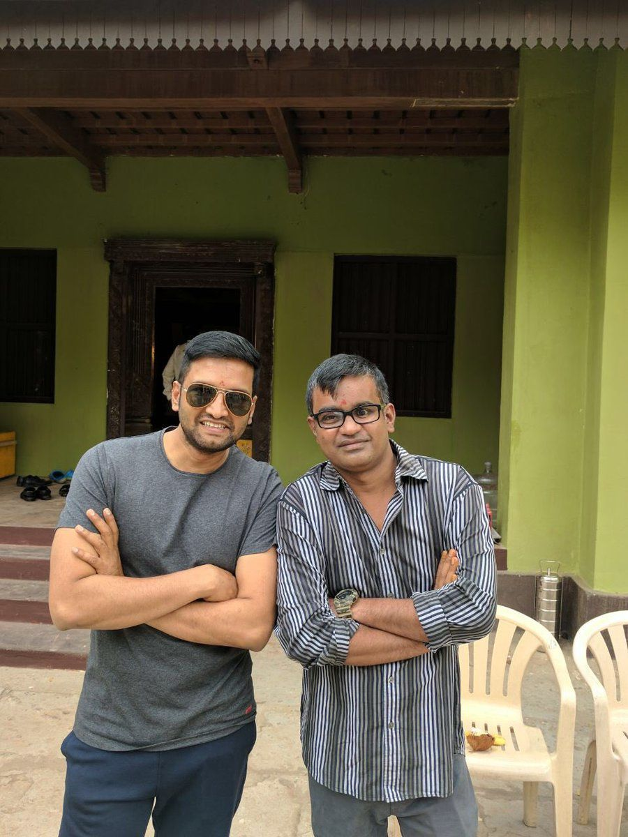 SANTHANAM STARTED HIS NEW PROJECT WITH DIRECTOR SELVARAGHAVAN !
