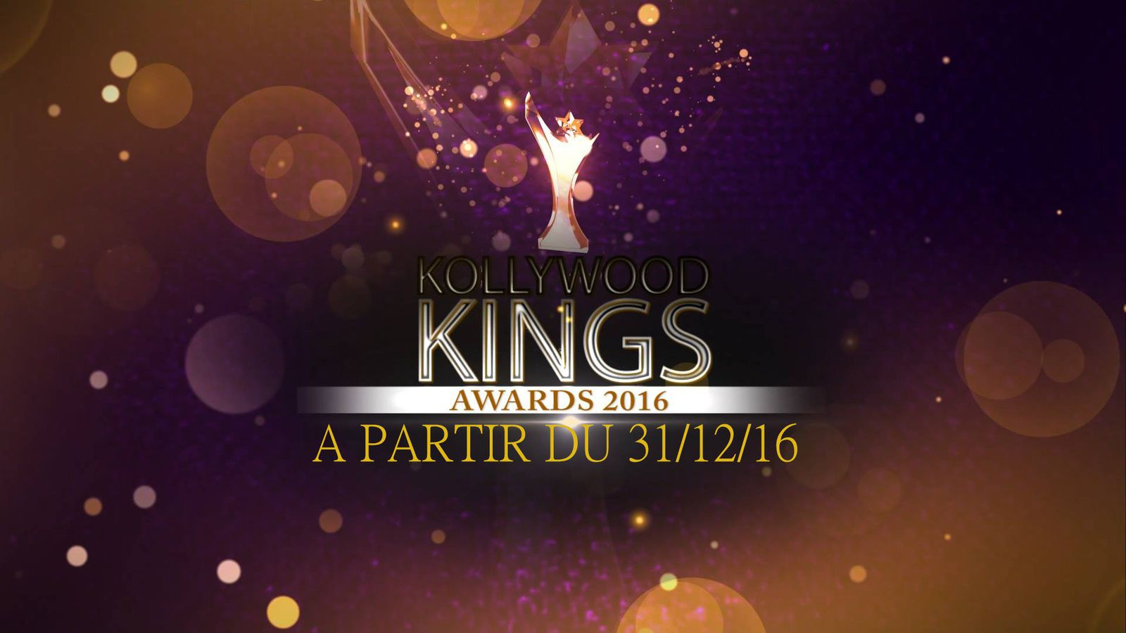 KOLLYWOOD KINGS AWARDS 2016 PROMO