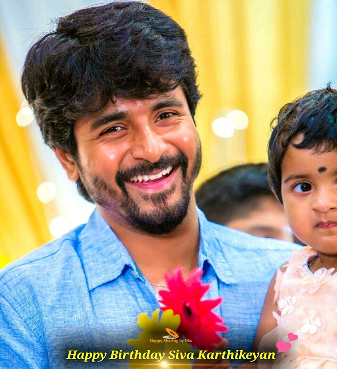 HAPPY BIRTHDAY SIVA KARTHIKEYAN !