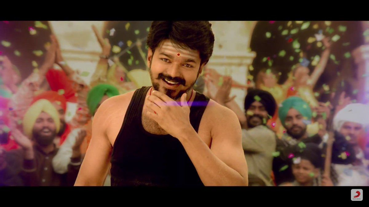 MERSAL - AALAPORAAN TAMIZHAN LYRICAL VIDEO SONG !