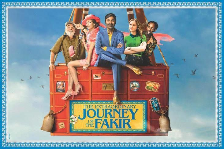 The Extraordinary Journey of the Fakir - Dhanush Hollywood Movie