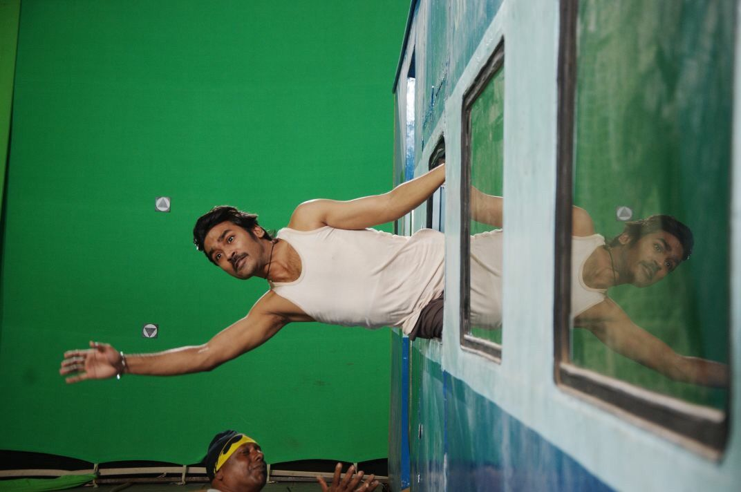 Thodari Shooting Spot Photos