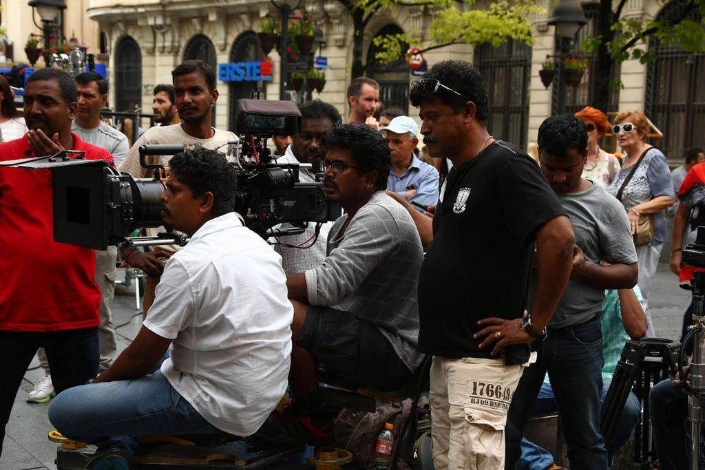 Ajith 57 - Shooting Spot Photos