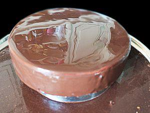 ENTREMET CHOCOLAT VANILLE CERISE