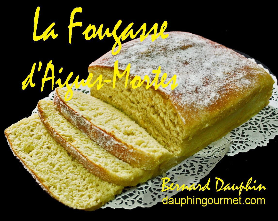 LA FOUGASSE D'AIGUES MORTES