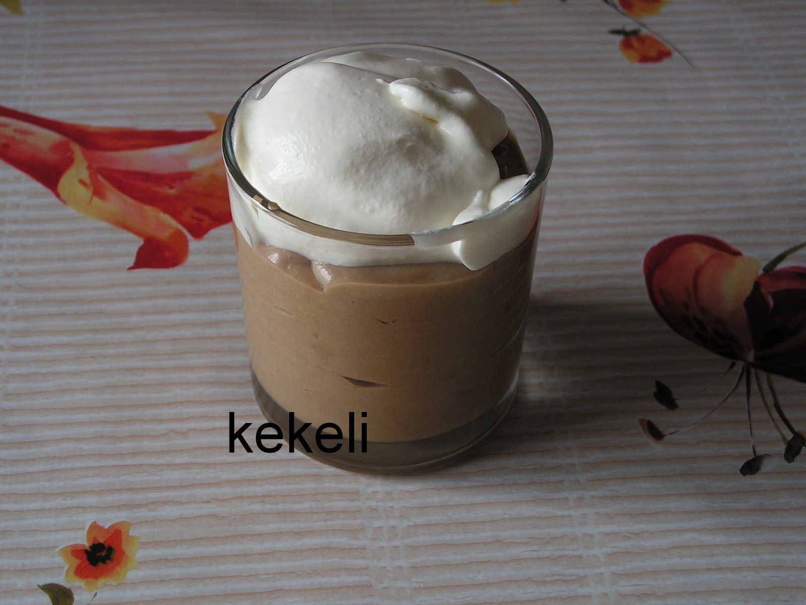 Cappuccino moelleux