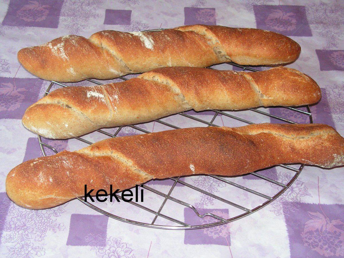 Le pain tordu