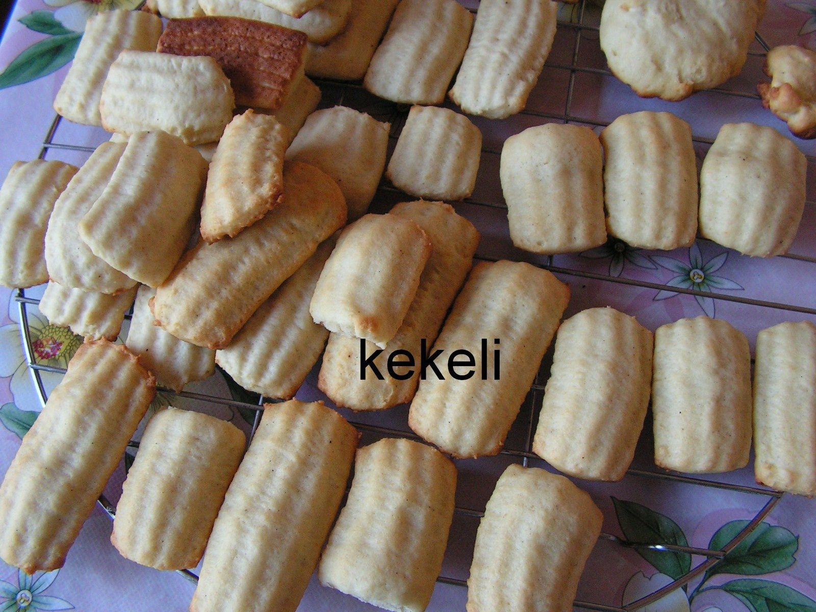 Petits biscuit Tabah