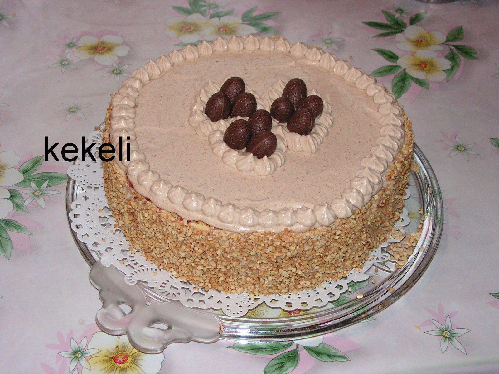 gâteau de pâques 2016