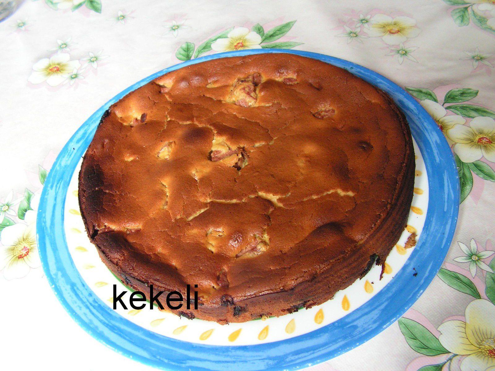 Gâteau aux coings