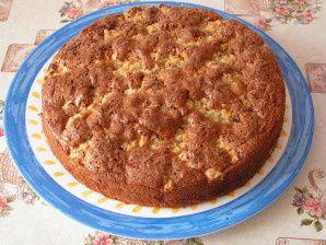 Gâteau crumble