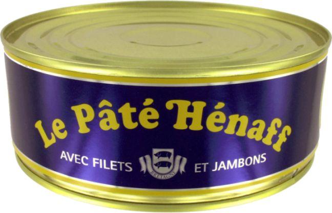 Recette: Gratin de purée au pâté Hénaff