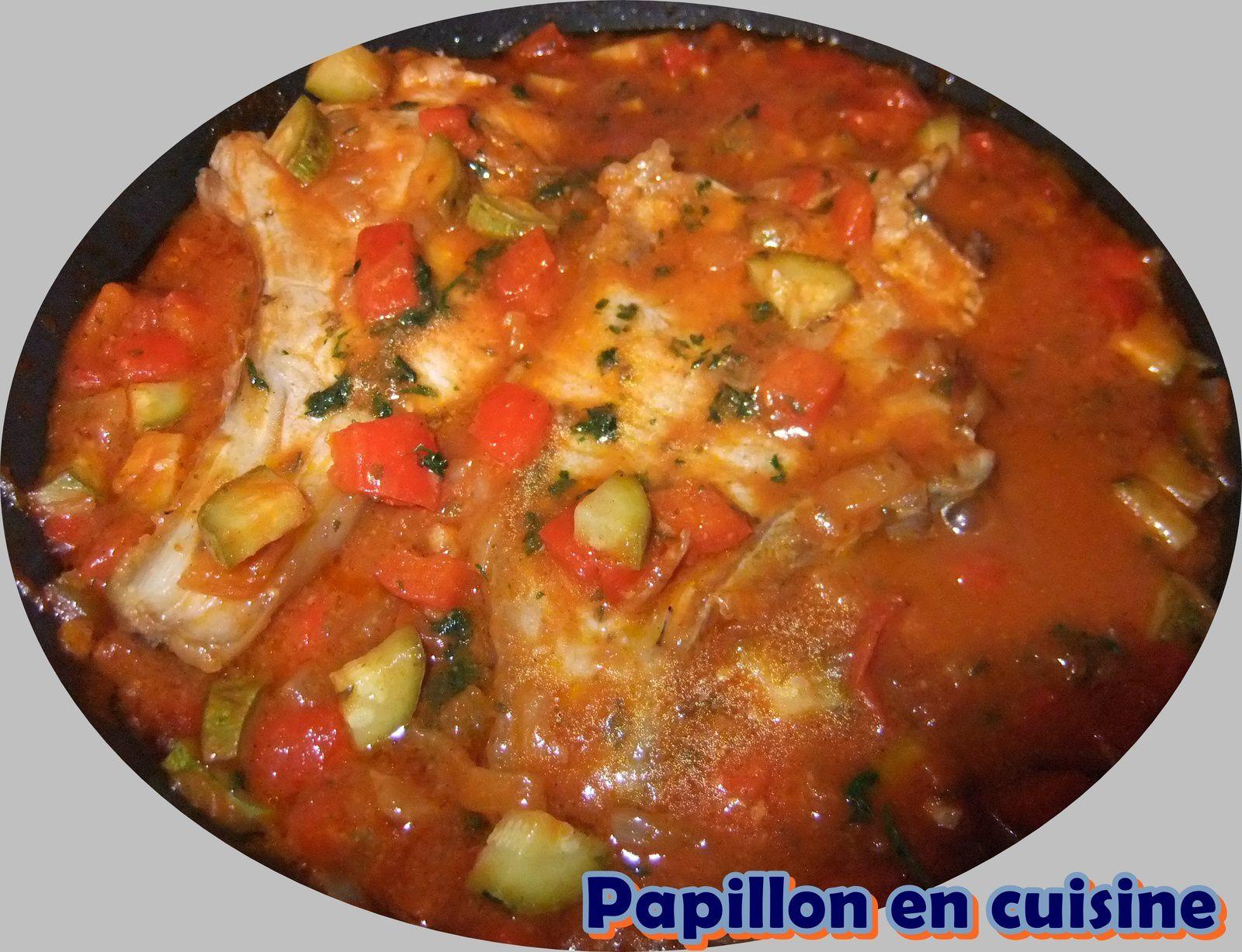 Recette: Côtes de veau et petits légumes sauce rouge