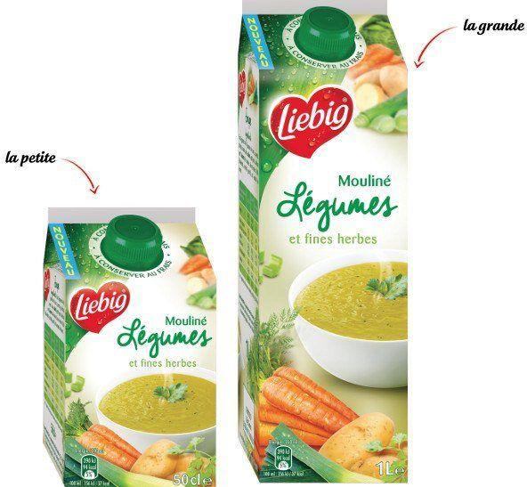 Nouveaux produits Liebig - 1 -