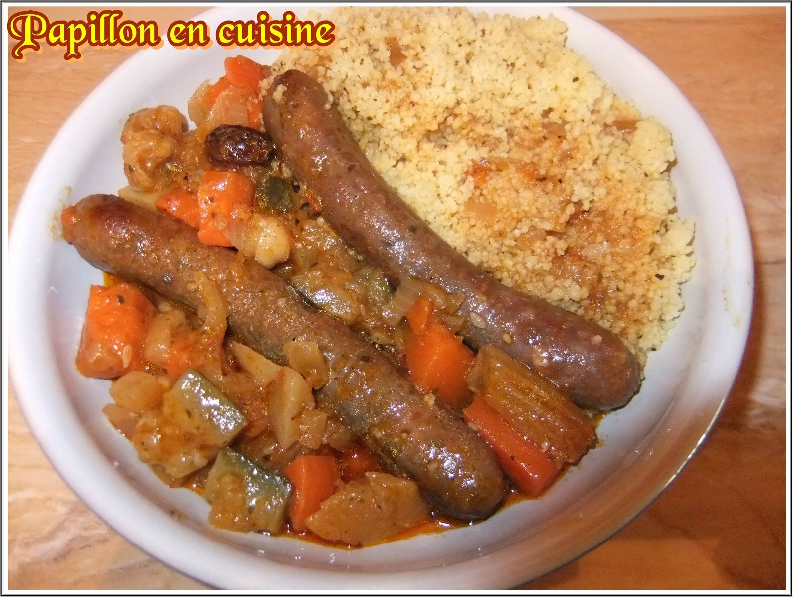 recette couscous rapide aux merguez blogs de cuisine. Black Bedroom Furniture Sets. Home Design Ideas