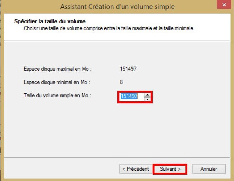 Créer une image système et pilotes sous Windows 8.1