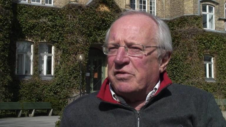 Robert Fisk, écrivain et spécialiste du Proche-Orient