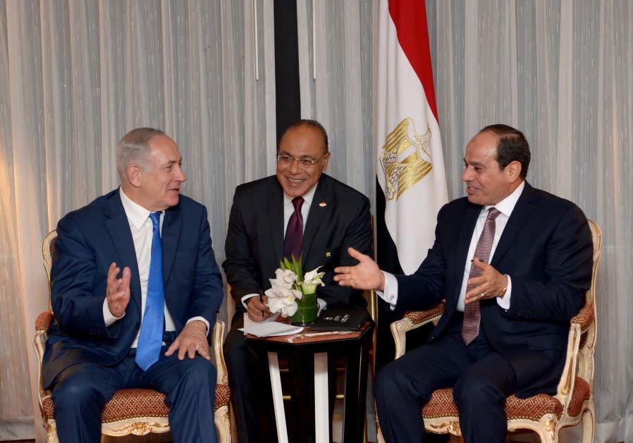 Une alliance secrète autorise Israël à mener des frappes en Égypte