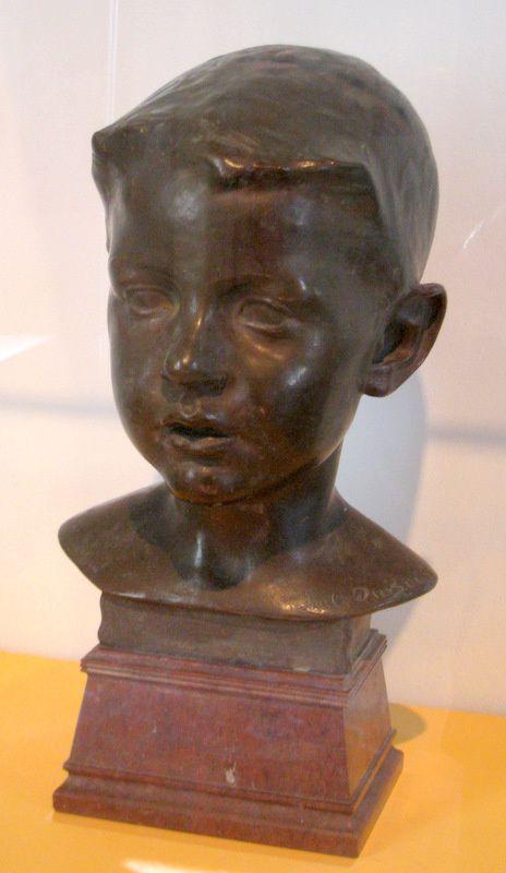 Paul Du Bois, buste de Willy