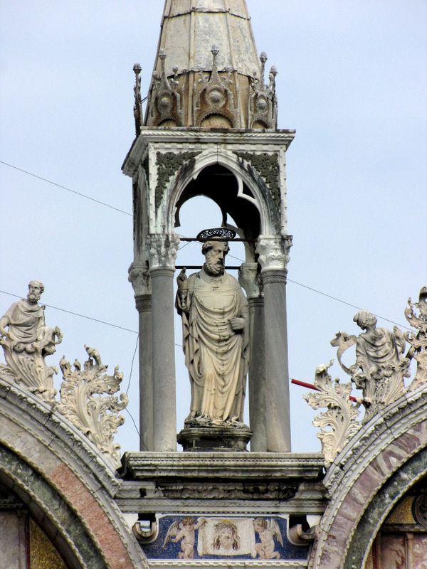 Mosaïques de la basilique Saint-Marc à Venise