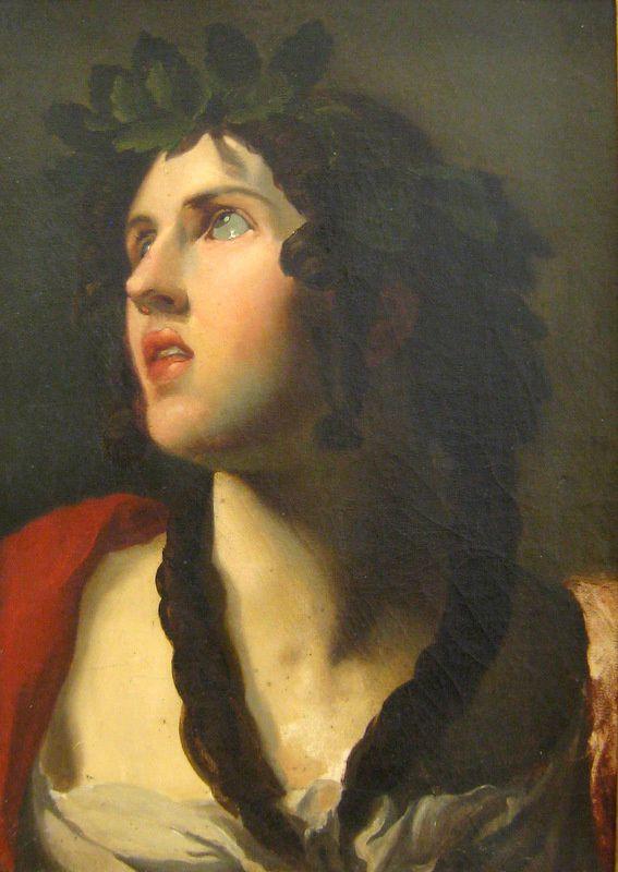 Merry-Joseph Blondel, Etude pour les Trois Glorieuses