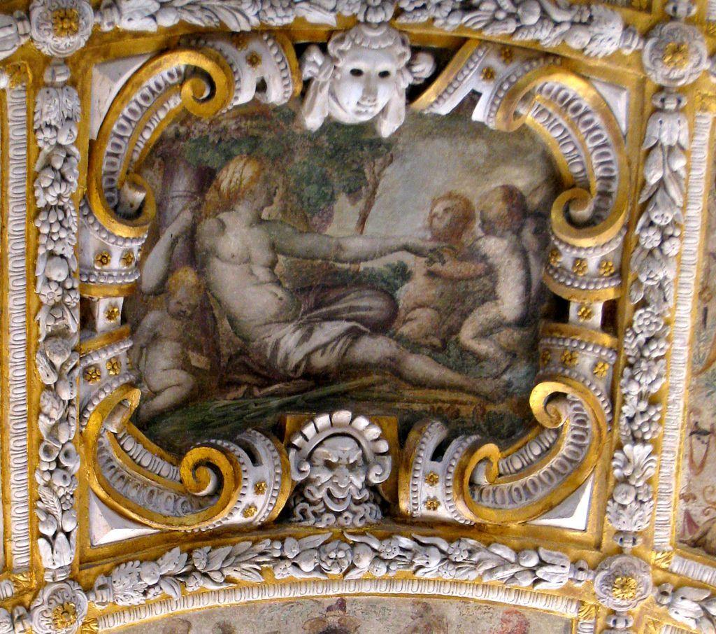 L'escalier d'or du Palais des Doges (1/5)