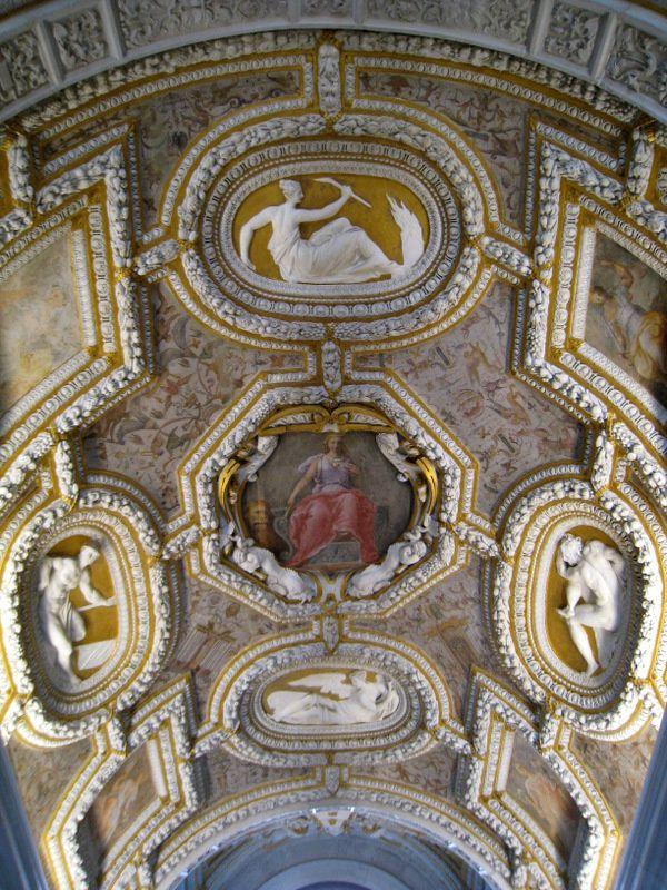 L'escalier d'or du Palais des Doges (3/5)