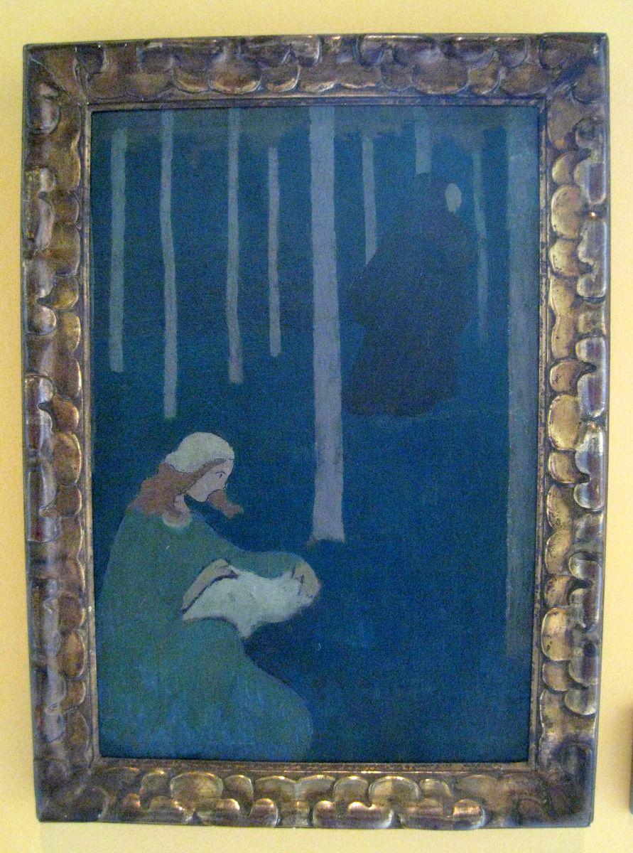Ker Xavier Roussel et Maurice Denis, musée Maurice Denis
