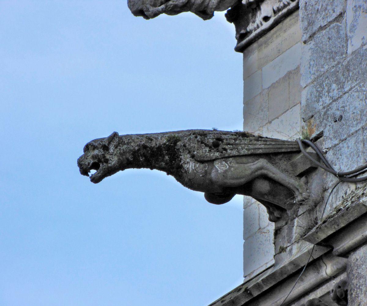 Cathédrale de Beauvais, gargouilles (2/2)