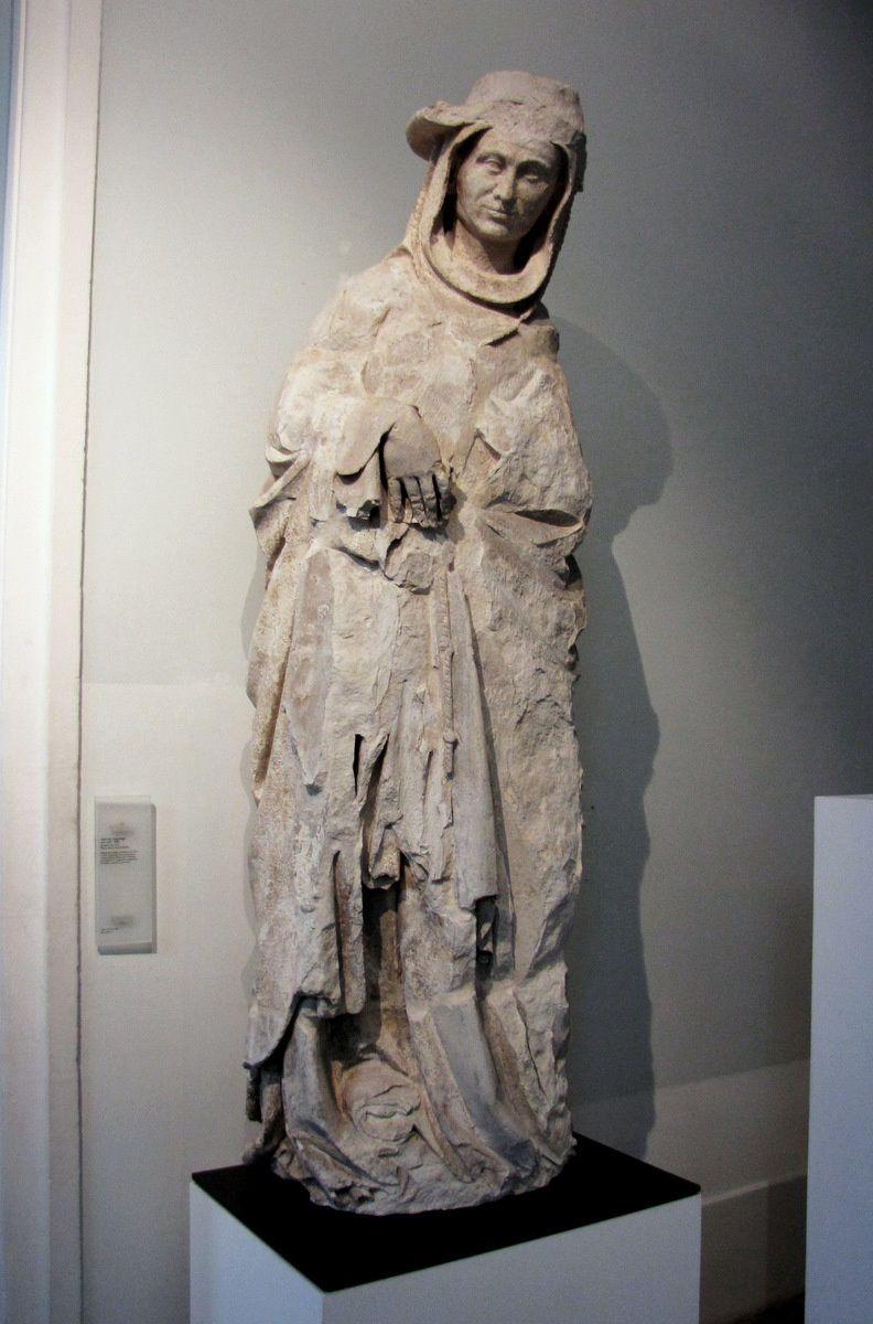 Effigle de Jean de Lagrange, musée de Picardie