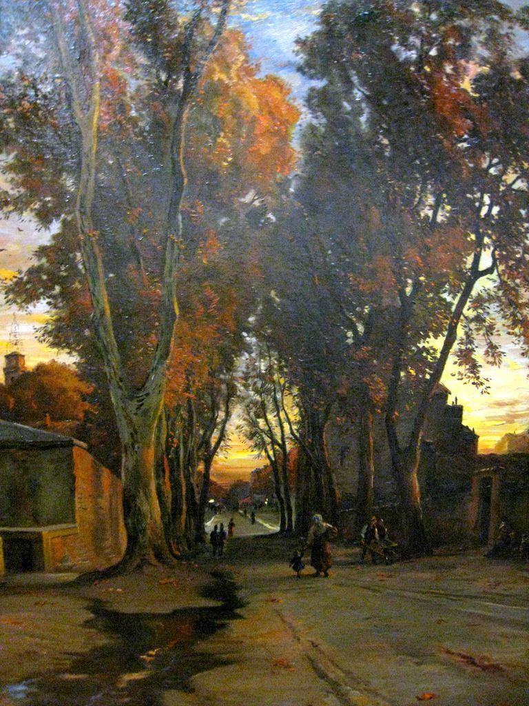 Etienne Martin, le boulevard Gassendi