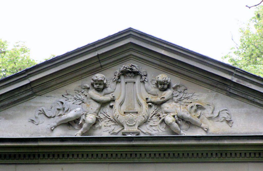 Le théâtre du château de Franconville