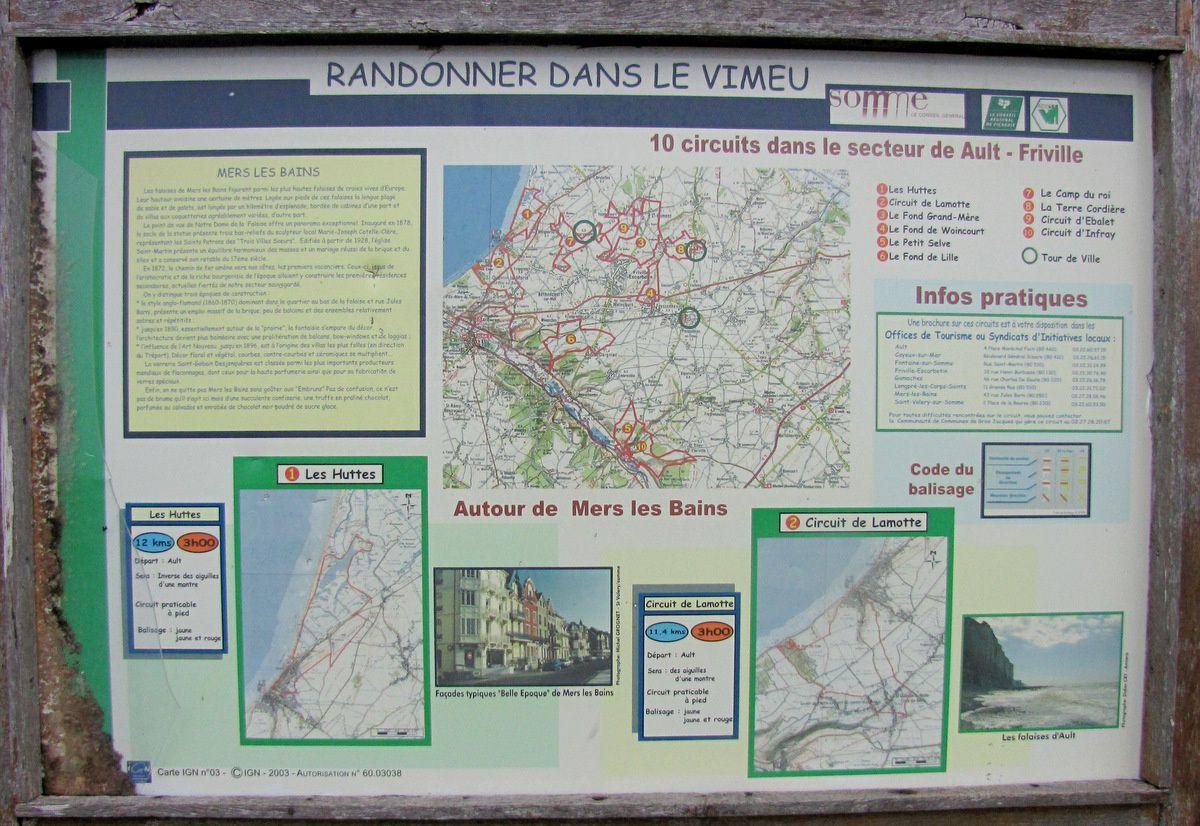Blockhaus sur la Falaise de Mers-les-Bains