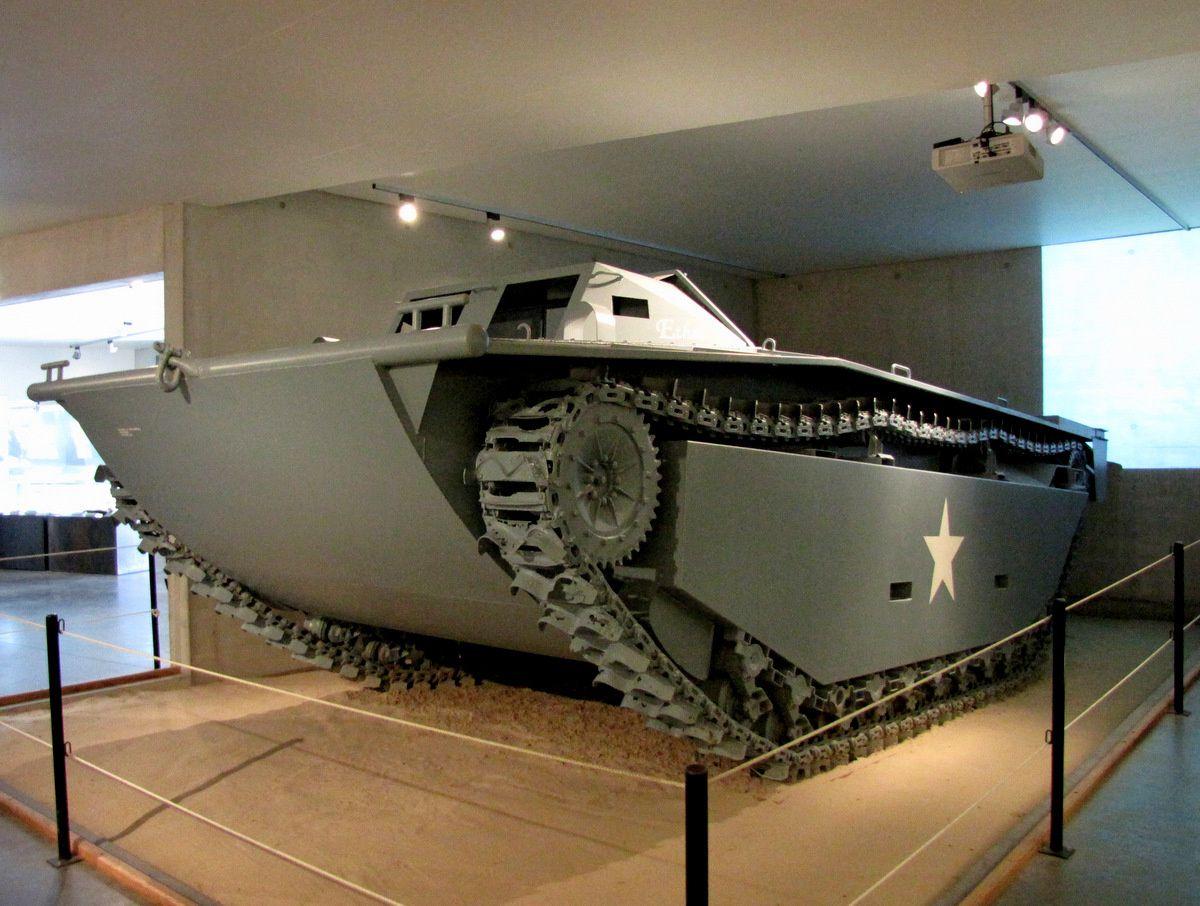 LVT-2 (Water Buffalo), Musée de Utah Beach