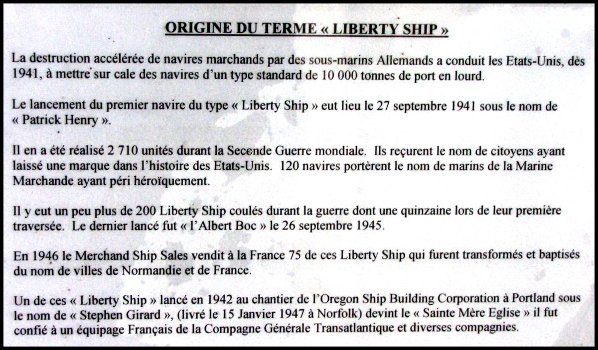 Liberty ship &quot&#x3B;SS Jeremiah O'Brien&quot&#x3B;