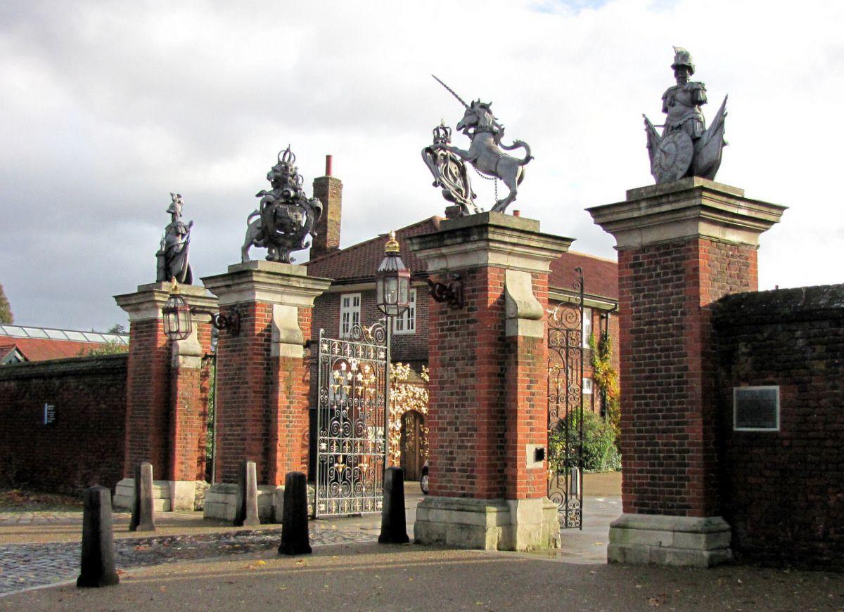 Château de Hampton Court Palace
